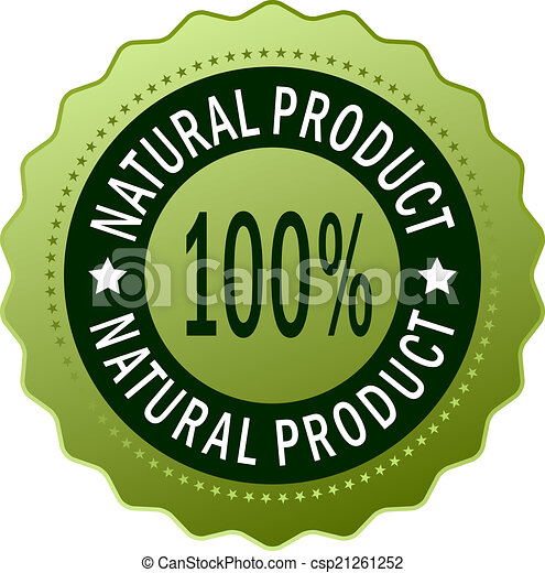 product, natuurlijke , pictogram - csp21261252