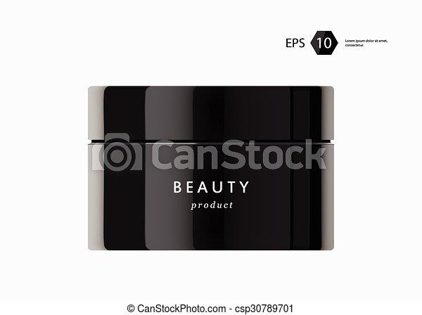 product, presentatie, beauty, verpakken - csp30789701