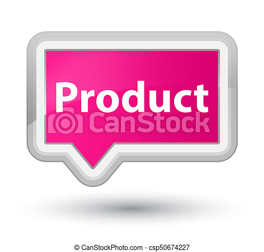 Product prime pink banner button - csp50674227