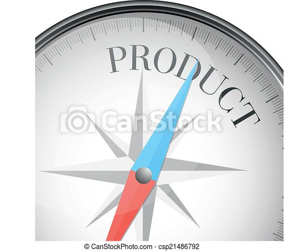 Producto de brújula - csp21486792