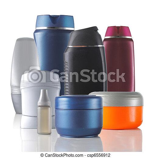 Un paquete de productos - csp6556912