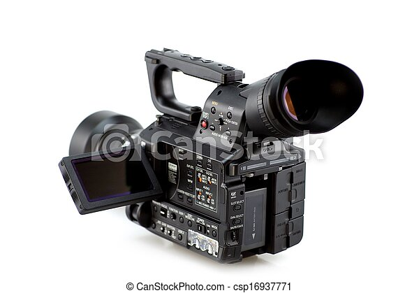 Professional Camera - csp16937771
