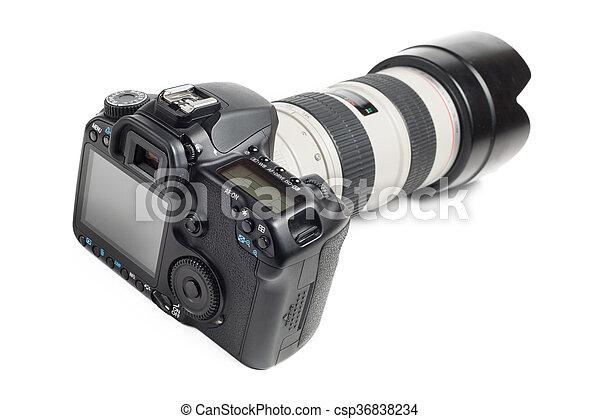 Professional camera - csp36838234