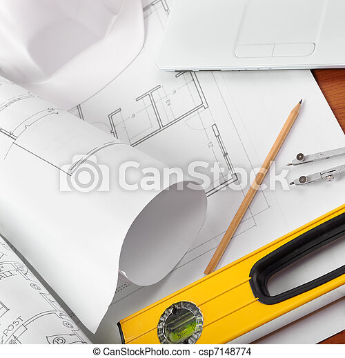 Professional construction - csp7148774