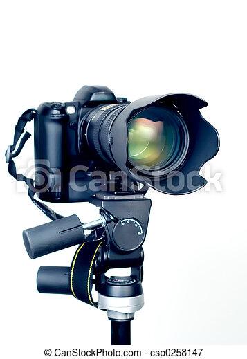 Professional DSLR 3 - csp0258147