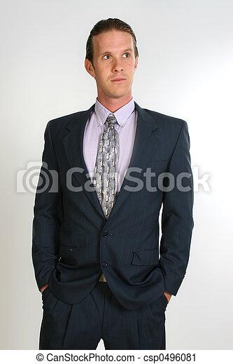 Professional Man - csp0496081