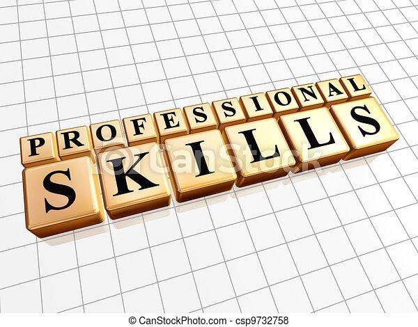 Professional skills - csp9732758