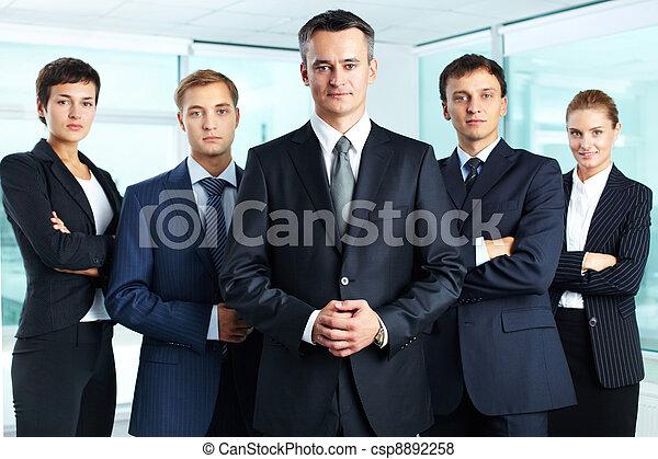 Professional team - csp8892258
