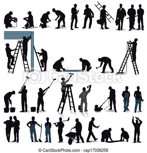 professionale, artigiani - csp17036258