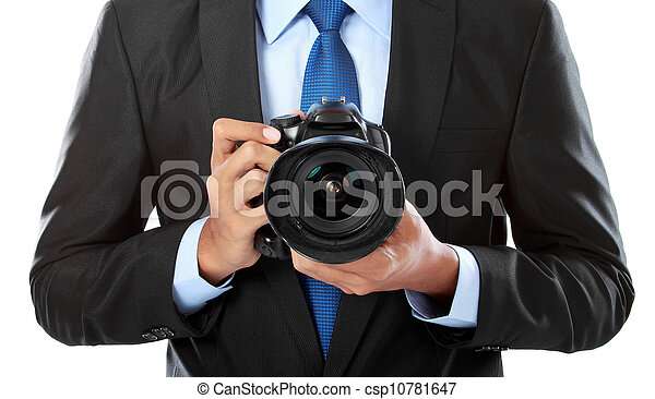 professionale, fotografo - csp10781647