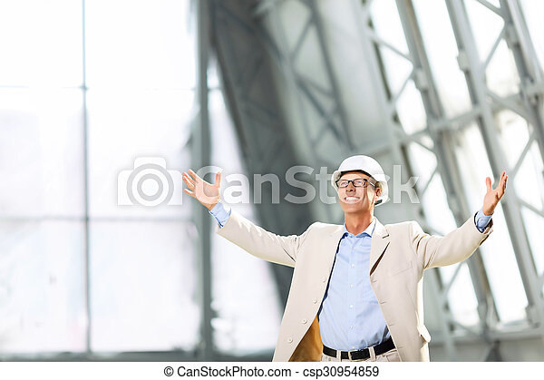 Suche Architekt professionell arbeit architekt verwickelt voll energy