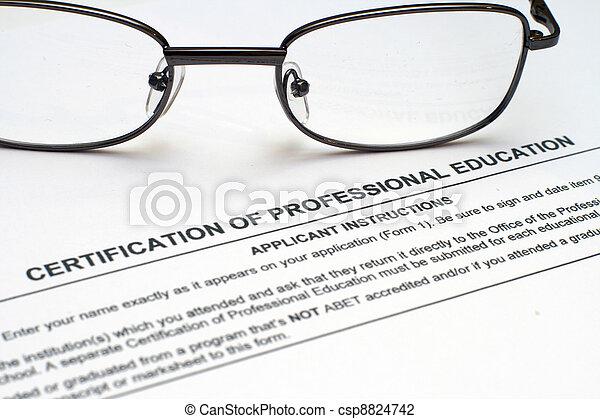 Berufserfahrung - csp8824742