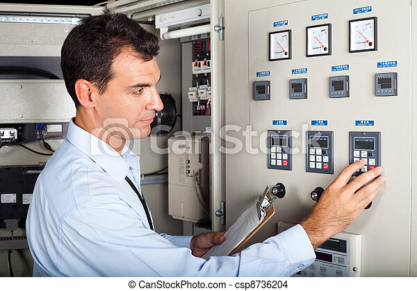 professionnel, industriel, ingénieur - csp8736204