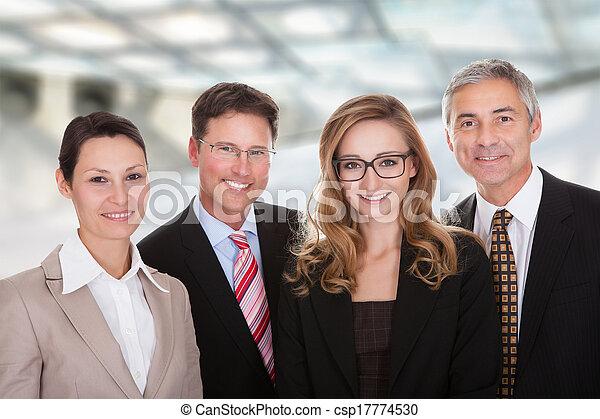 professionnels, groupe, business - csp17774530