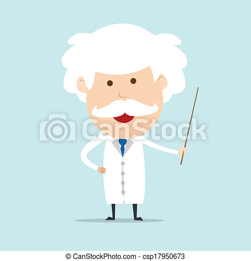professor, videnskabsmand - csp17950673