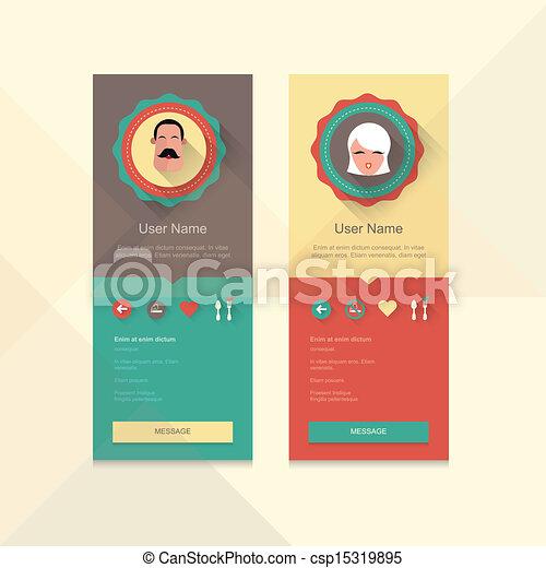 Profilabzeichen - csp15319895