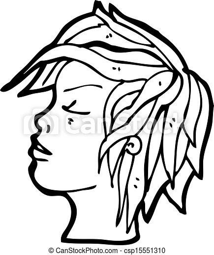 Profil dessin anim figure - Profil dessin ...