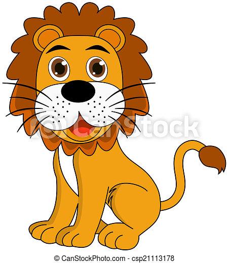Profil Lion Séance