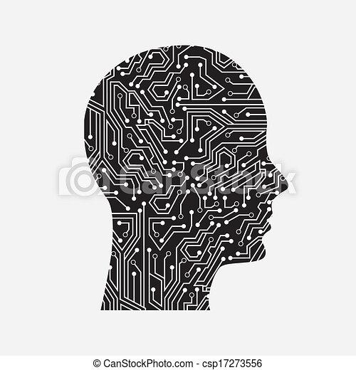 profil, stromkreis - csp17273556