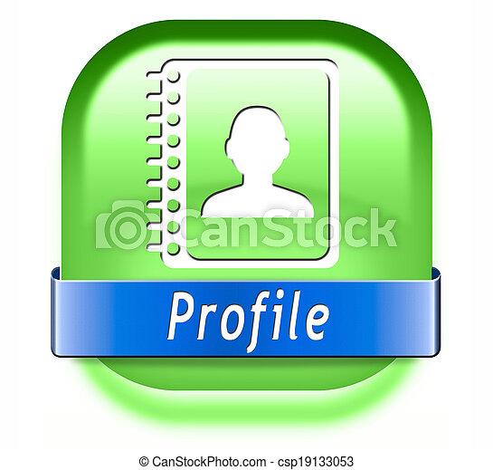 profile button - csp19133053