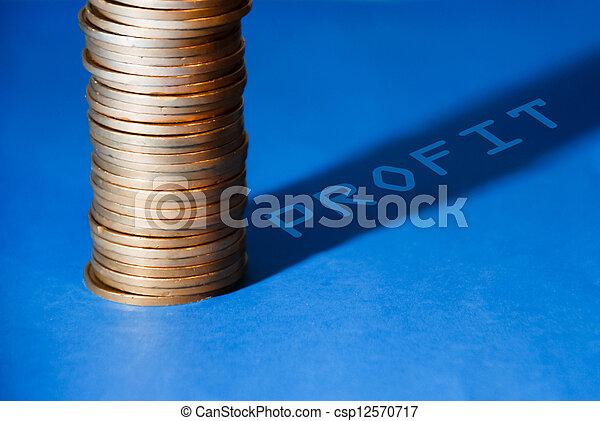 profit - csp12570717
