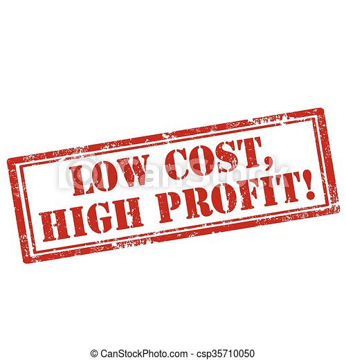 profit-stamp, custo, baixo - csp35710050