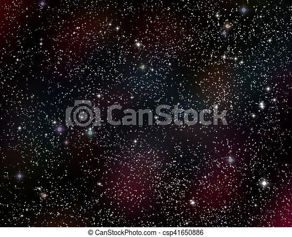 Espacio profundo - csp41650886