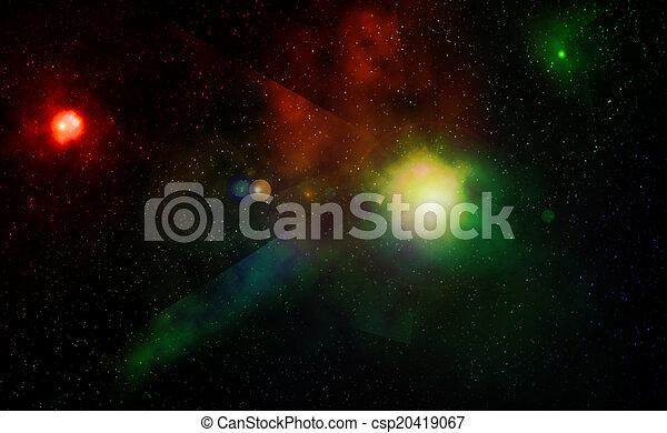 Espacio profundo - csp20419067