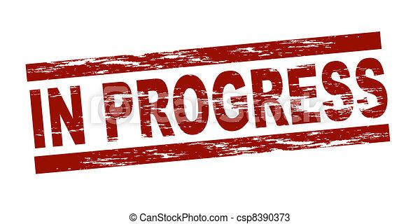 Estampado - en progreso - csp8390373