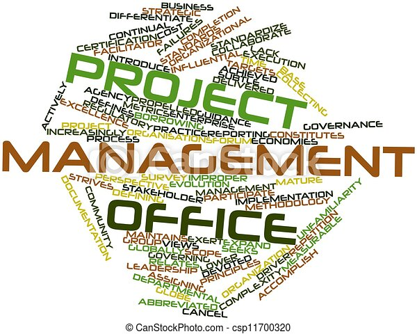 Perfect Project Management Office   Csp11700320
