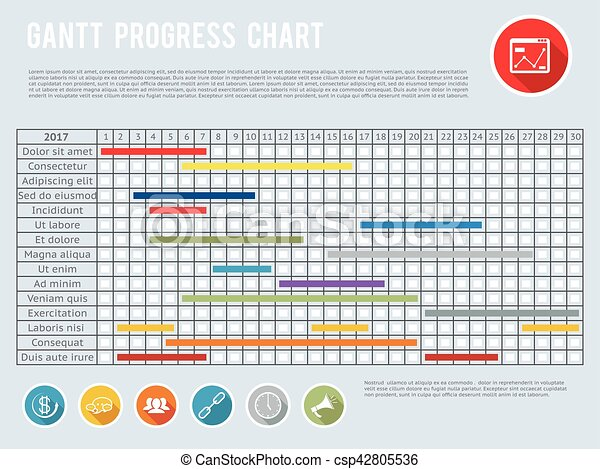 project timeline graph