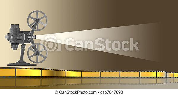 projector - csp7047698