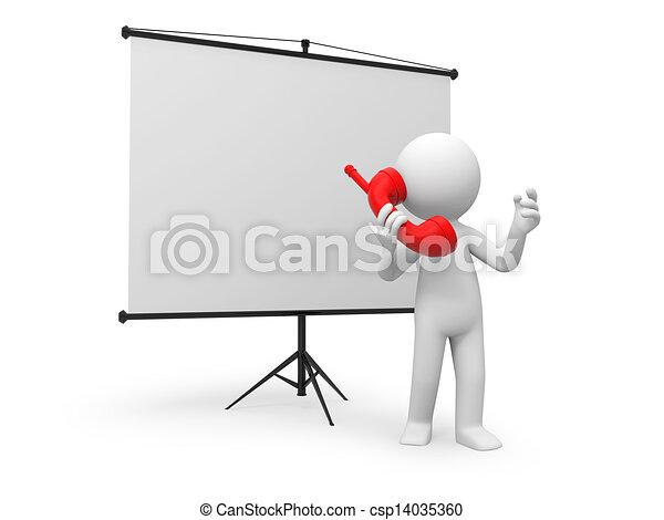 projector - csp14035360