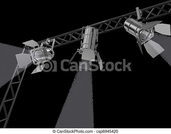projector - csp6945420