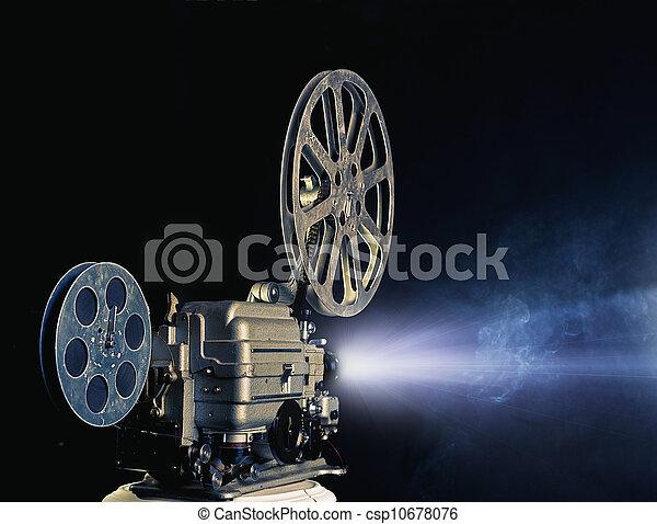 projektor, bio - csp10678076
