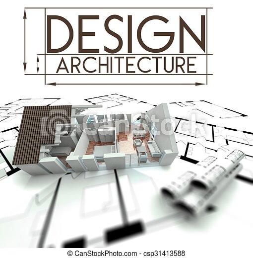 Projet Maison Modèles Conception Architecture