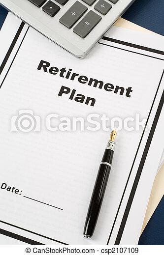 projet retraite - csp2107109