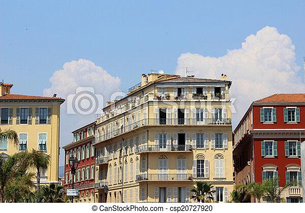 Promenade des Anglais - csp20727920