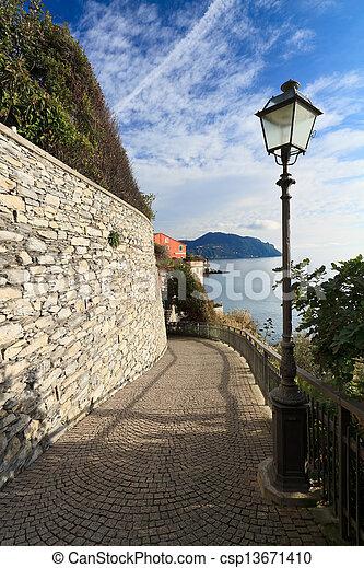 promenade in Sori - csp13671410