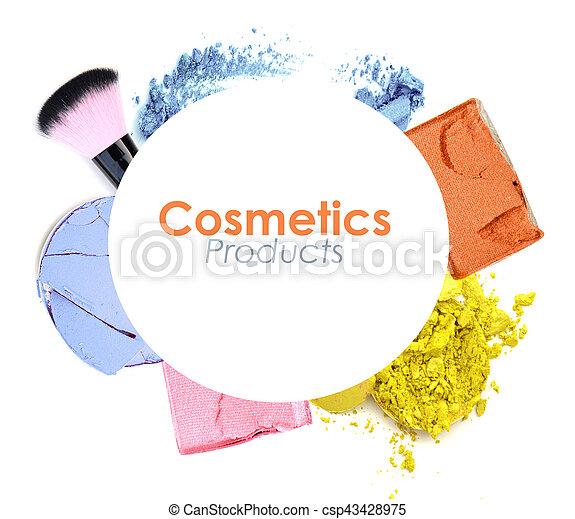 Promoción cosmética - csp43428975
