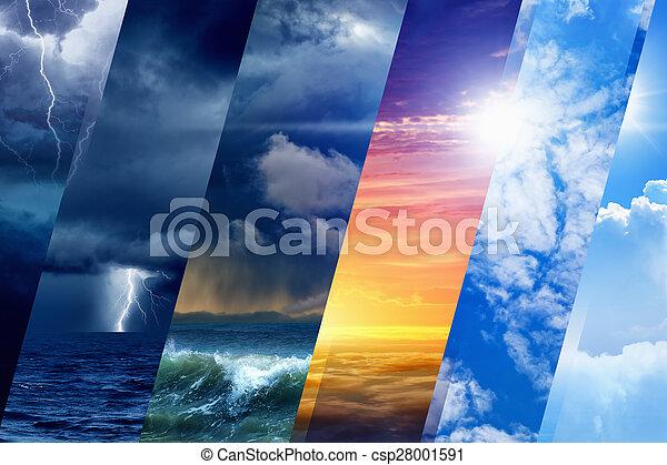 pronóstico meteorológico - csp28001591