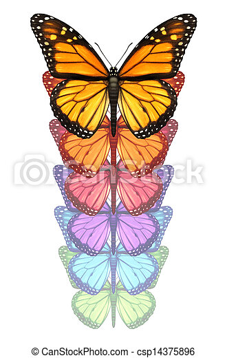 propageren, jouw, vleugels - csp14375896