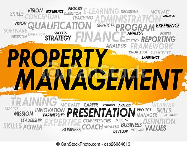 Property Management - csp26084613