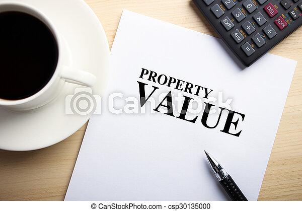 Property Value - csp30135000