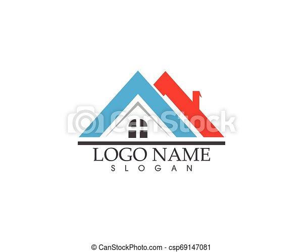 La plantilla de vector de icono de construcción - csp69147081