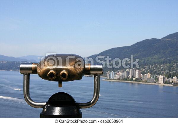 Prospect Point - Stanley Park, Vancouver, Canada - csp2650964