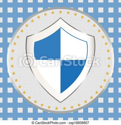 proteção, escudo - csp16606807