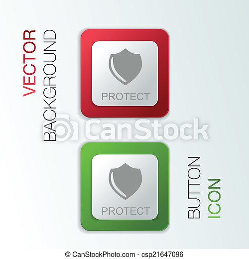 proteção, escudo - csp21647096