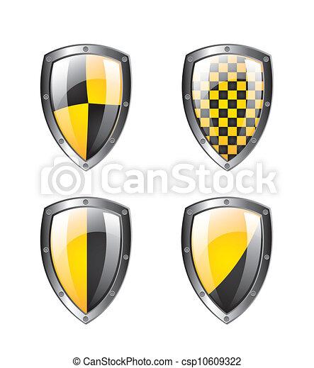 proteção, escudo - csp10609322