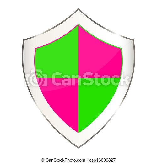 proteção, escudo - csp16606827